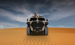 NIMR Launches Its New AJBAN MK2 Protected Light Tactical Patrol Vehicle