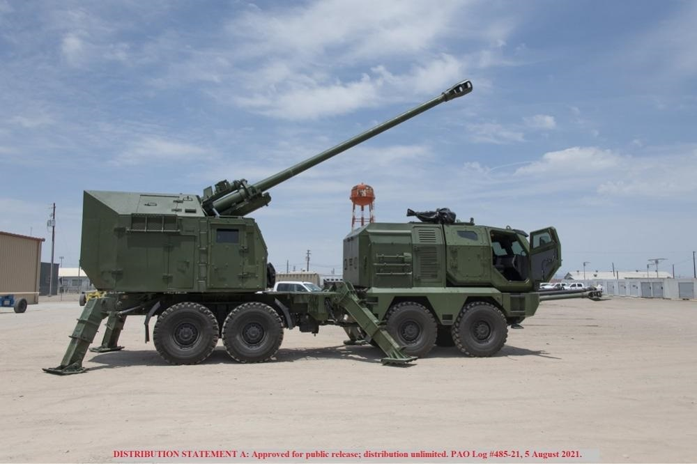 Serbian NORA-B52 M21 Howitzer Successfully Completed Test-fires U.S. Army Yuma Proving Grounds