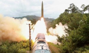 North Korea Tested New Train-launched Ballistic Missile Delivery System
