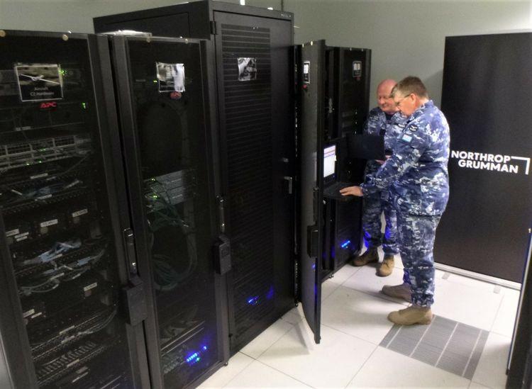 Northrop Grumman Australia Delivers Network Triton Integration Test Environment (NITE) Capability Ahead of Schedule