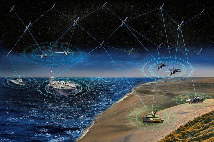 Northrop Grumman's LEO Satellite Payload for US DARPA Blackjack Program