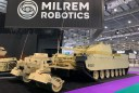 Pearson Engineering and Milrem Robotics Collaboration Explores Mobility for Type-X Robotic Combat Vehicle (RCV)