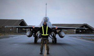 Polish Air Force F-16 Fighters Certified Ready for NATO Air Policing Over Iceland