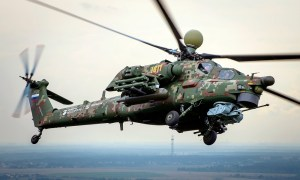 Russian Helicopters Holding Launches New Round of Mi-28NM Attack Helicopter Flight Test