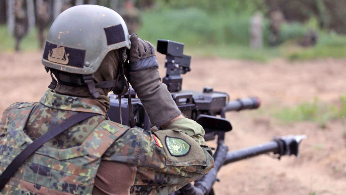NATO eFP Lithuania Soldiers Refine Military Basics During Best Infantry Squad Competition