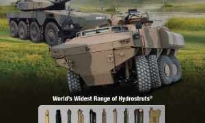 Soucy Defense Division and Horstman Signed MoU To Build New Generation Suspension Systems