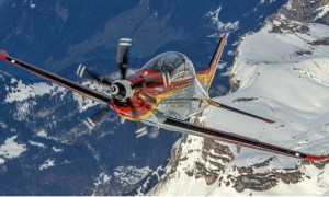 Spanish Air Force Receives Its First PC-21 Turboprop-powered Advanced Trainer