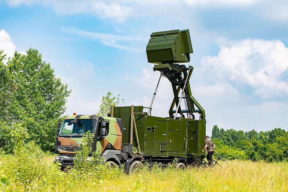 Thales GM200 MM/C Multi-mission Compact Radars