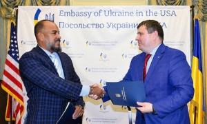 Ukraine State Concern Ukroboronprom Signs Cooperation Agreement with Global Ordnance