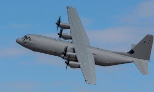 US Air Force Selects Collins Aerospace for C-130J Super Hercules Wheels and Brakes
