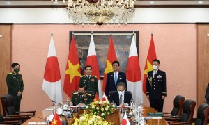 Vietnam and Japan Sign Agreement on Defense Equipment and Technology Transfer