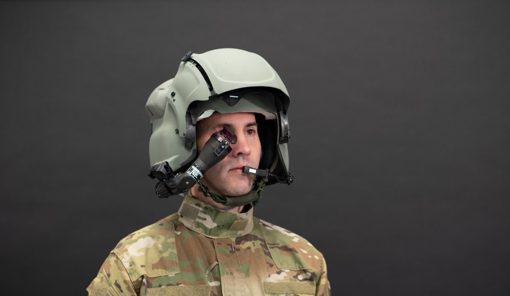 Elbit Systems of America's Integrated Helmet And Display Sight System (IHADSS)