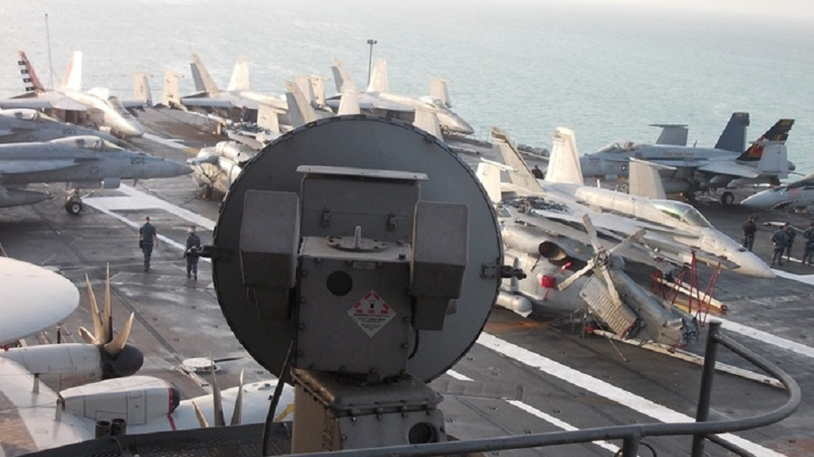 AN/SPN-46(V) Automatic Carrier Landing System
