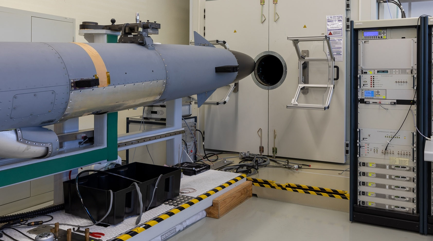 Diehl Delivers Recertification and Repair Equipment for RBS15 Mk3 Anti-ship Missiles