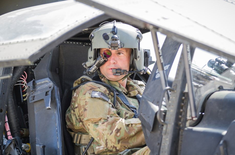 Elbit Systems Awarded Contract for AH-64 Apache Integrated Helmet And Display Sight System (IHADSS)