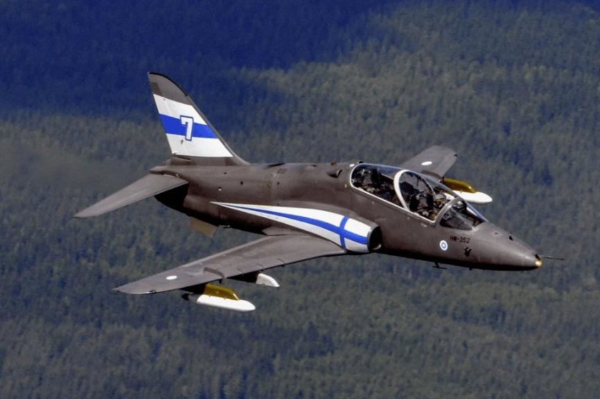 Finnish Air Force to Launch Week-long Air Training Drills