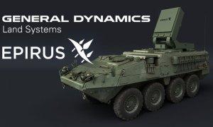 GDLS and Epirus Sign Strategic Teaming Agreement to Enhance Next-Generation Ground Combat Vehicle Fleet