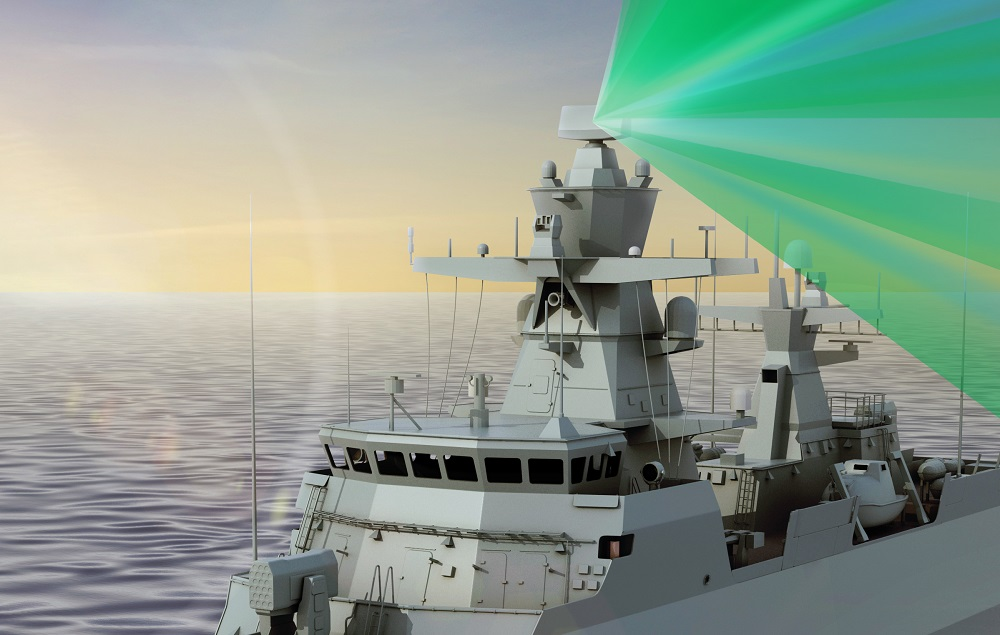 HENSOLDT Introduces 'Quadome' Radar System for Naval Surveillance and Target Acquisition