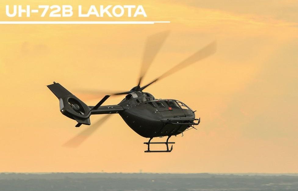 Airbus Helicopters UH-72B Lakota