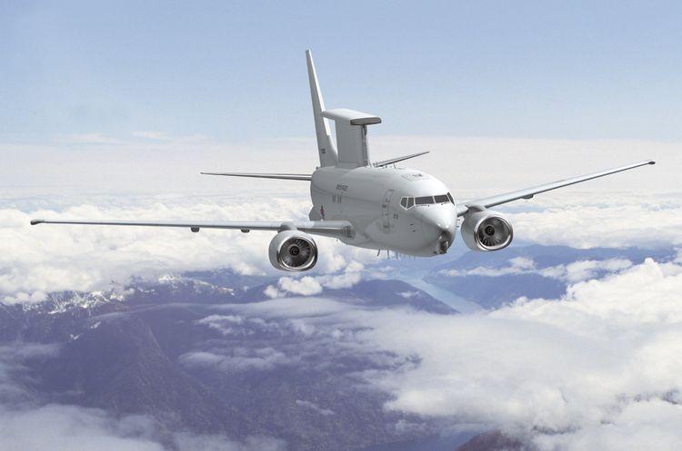 Northrop Grumman's MESA Radar Sets Sights on Airborne Battlespace