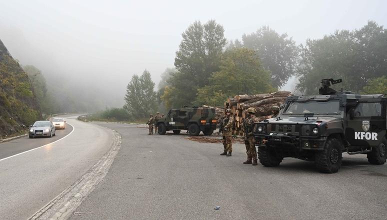 NATO-led KFOR Enhances Presence in Kosovo in support of De-escalation Arrangement