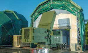 GhostEye MR Medium-range Air and Missile Defense Radar
