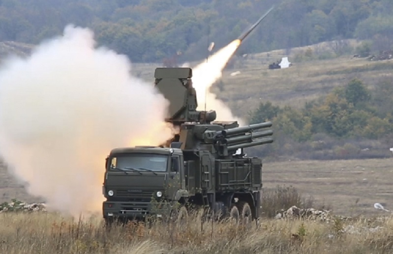 Russian and Serbian Air Defense Forces Wrap Up Slavic Shield Exercise 2021 in Serbia