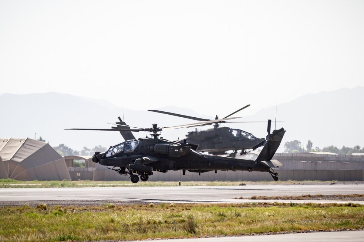 Apaches Jalalabad AH-64 Apache Facts