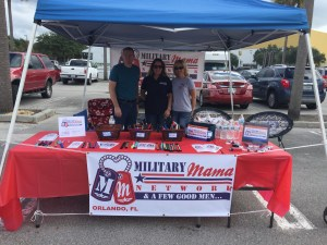 Outreach and Fundraising Event Pictures – Military Mama Network