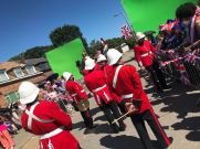 Militay-Marching-Band-UK-Commercial
