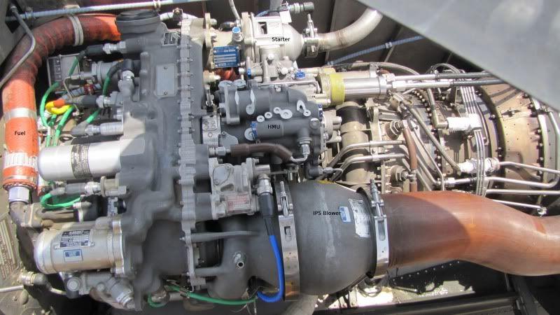 "F*CKING IRENE!: Building Kitty Hawk's 1/35 UH-60L ""Super 64 – Venom"": Part 2 – Engine."