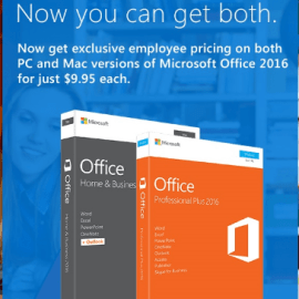 Military Discount Microsoft Office 2016 (Updated Sep 2017)