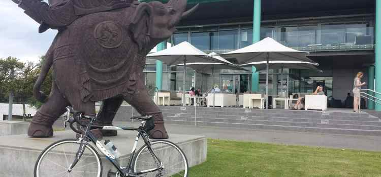 One Week Cycling Vacation in North Island New Zealand