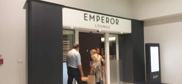 Emperor Lounge Auckland Airport Review