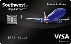Chase Southwest Premier Business SCRA Military