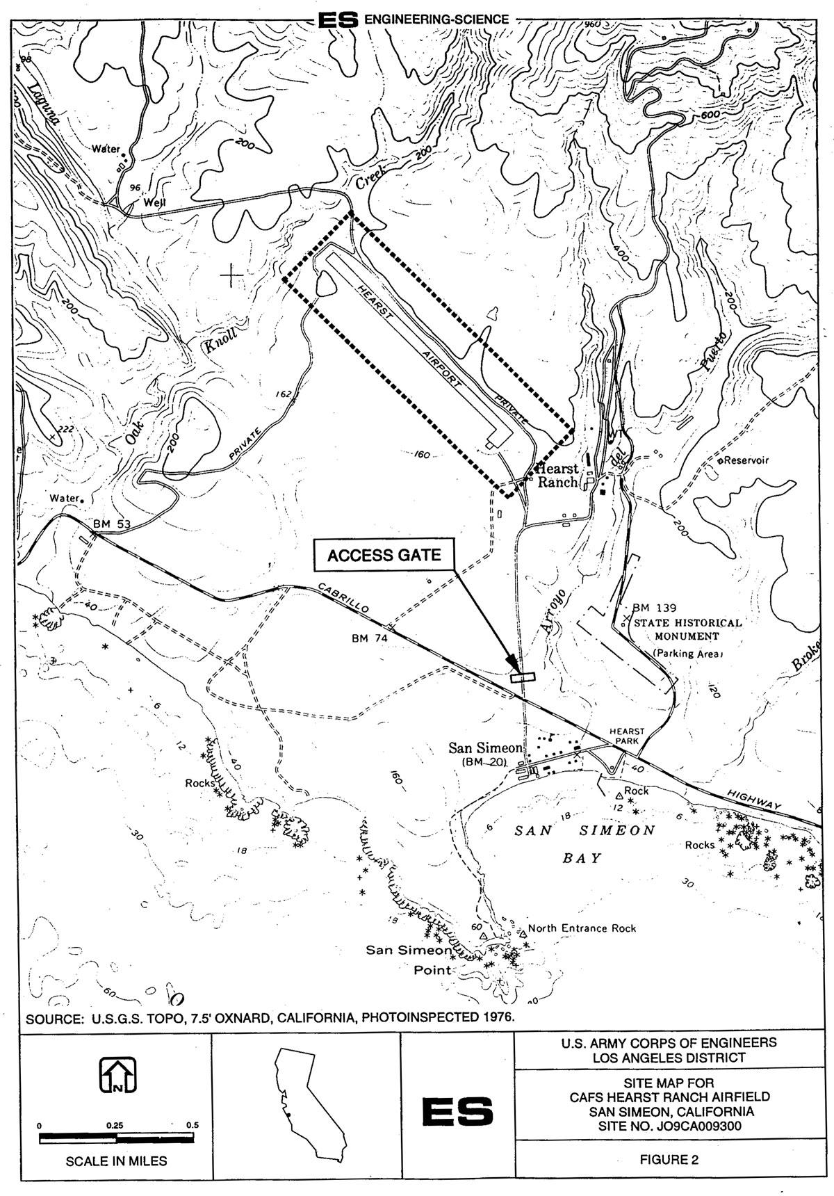 Hearst Ranch Airfield