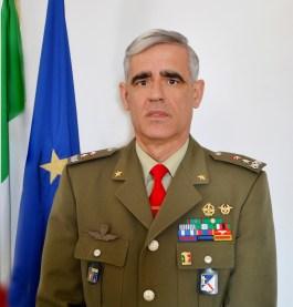 Il generale di brigata Antonio Raffaele