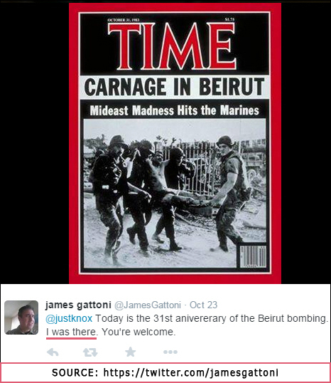 Beirut - I was there
