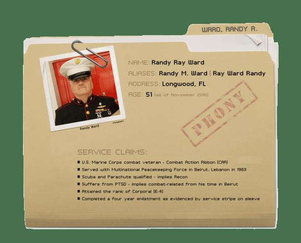 Ward - Dossier