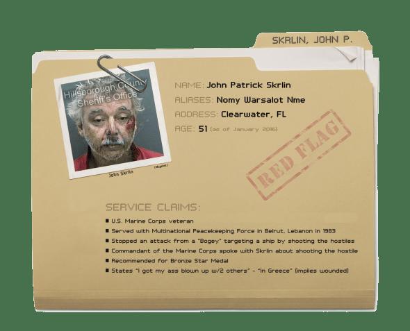 Skrlin - Dossier
