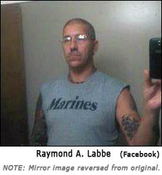 labbe-mirror selfie