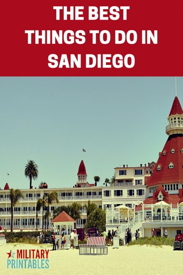The Best Things to Do in San Diego