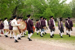 Colonial Williamsburg is a great to visit. It's educational and fun.