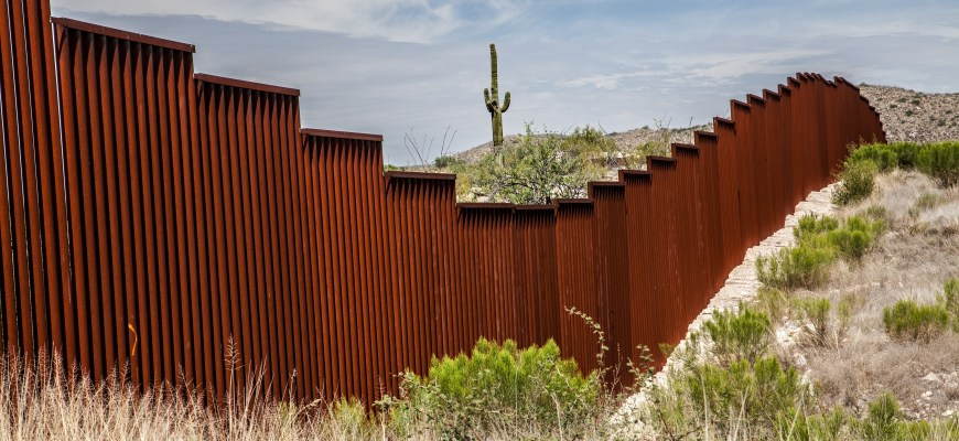 Funds Siphoned from Military to Build Border Wall