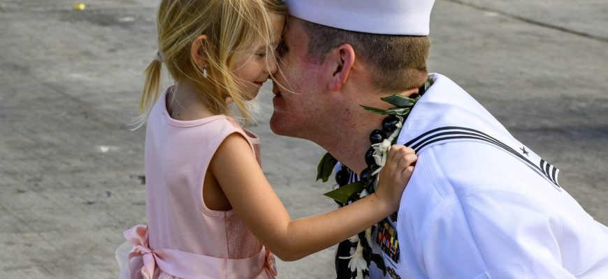 21 Military Homecomings to Watch When You're Social Distancing