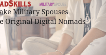 Military spouse jobs
