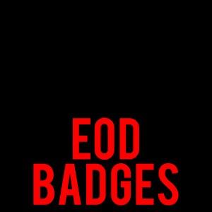 EOD badges