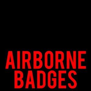 Airborne badges