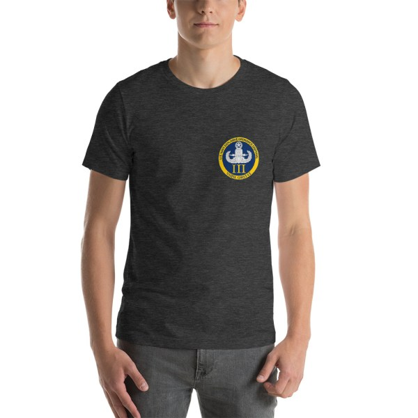 Explosive Ordnance Disposal Mobile Unit 3 tshirt