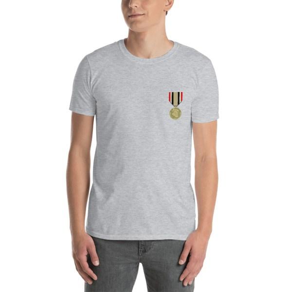 Iraq Campaign medal tshirt